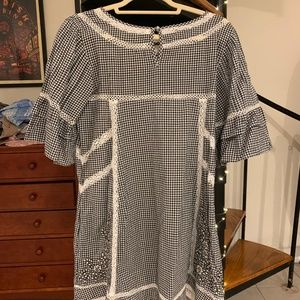 Free People Tops - Free People Embroidered Dress